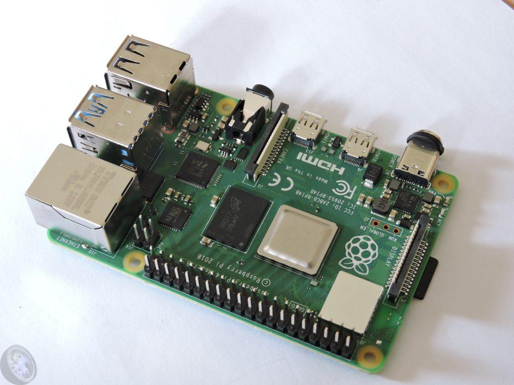 Raspberry Pi 4 4GB RAM