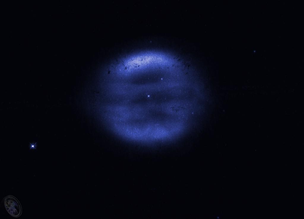 M57, HST, F469N, He II
